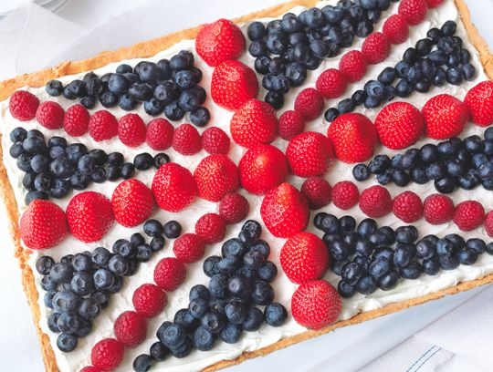 So, decided I wanna top my Eton mess with the union jack.... Hmmm, thinking cap on...