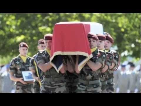 Mauvaises nouvelles - Shy'm - hommage à nos militaires - YouTube