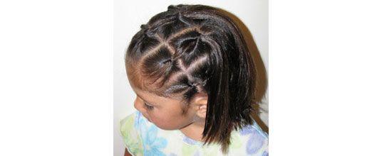 Cute hair for girlie girlies...