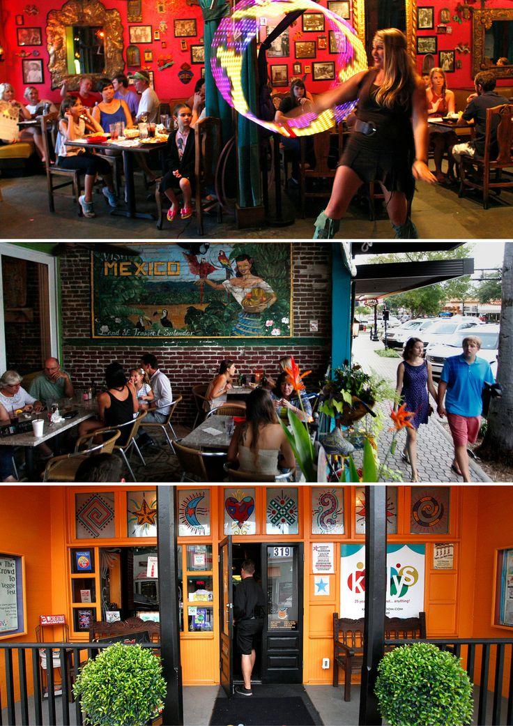Downtown Dunedin: Food, Music, the Good Life