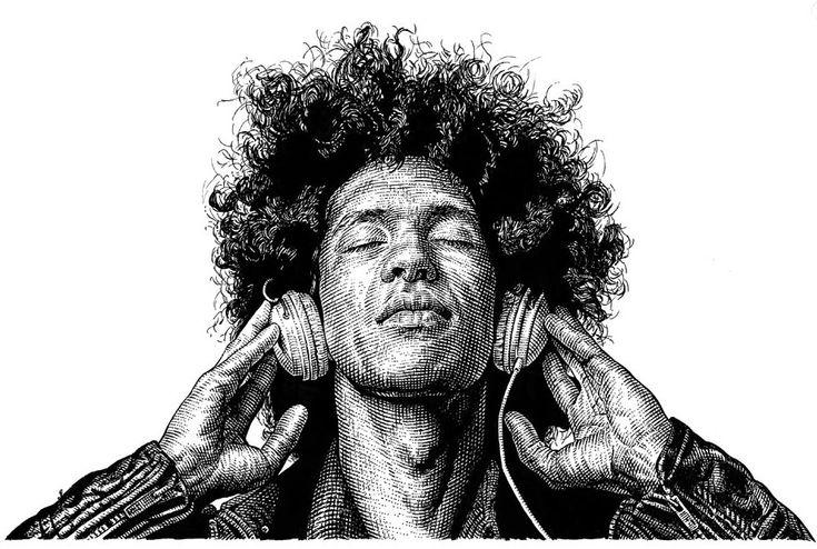 Headphones by Dave Hopkins