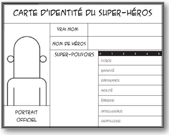 Thème de classe Super-héros                                                                                                                                                                                 Plus