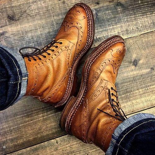 Chubster favourite ! - Coup de cœur du Chubster ! - shoes for men - chaussures pour homme - sneakers - boots - Grenson
