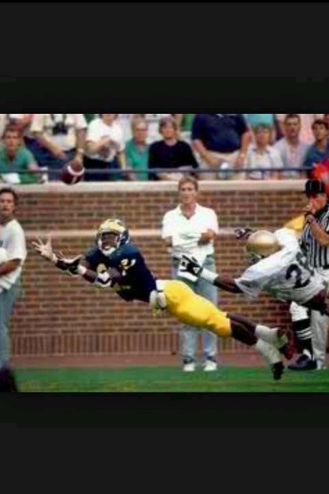 Desmond Howard- best college football catch ever?