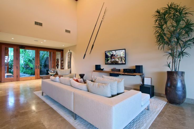 Mauna Lani villa rental - WiFi, cable, huge hi-def, 3-D, blue-ray, DVD-CD system, amazing surround sound.