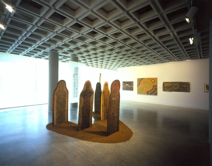 Art Gallery of NSW Various Works #Sydney #artgallery #architecture #interiors #creativespace #ptwarchitects