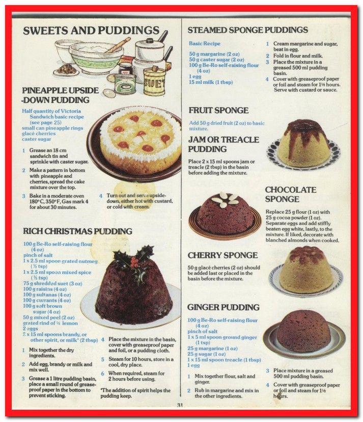 dessert recipes pdf baking recipe book pdf