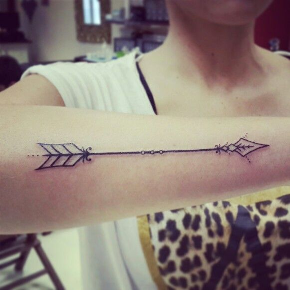 My arrow tattoo. Done by Luke from Tattoo at Studio52 in Bayside, Cape Town #arrowtattoo #ink #tattoo http://www.studio52.co.za/ @Joshua Hansen Studio52