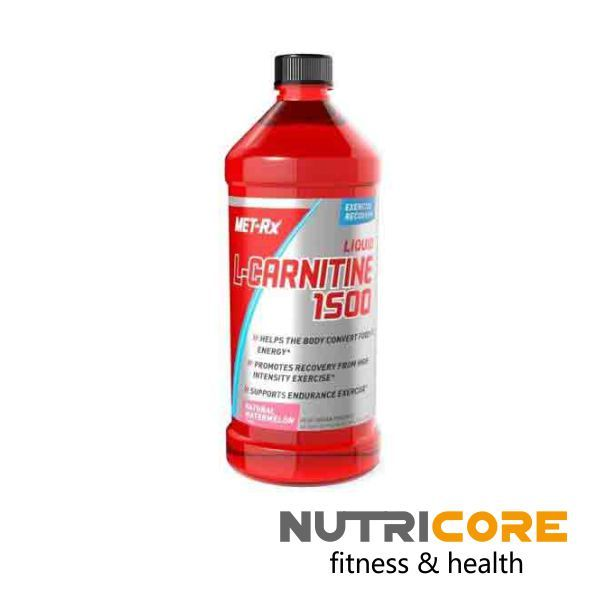 L CARNITINA 1500 | Nutricore | fitness & health