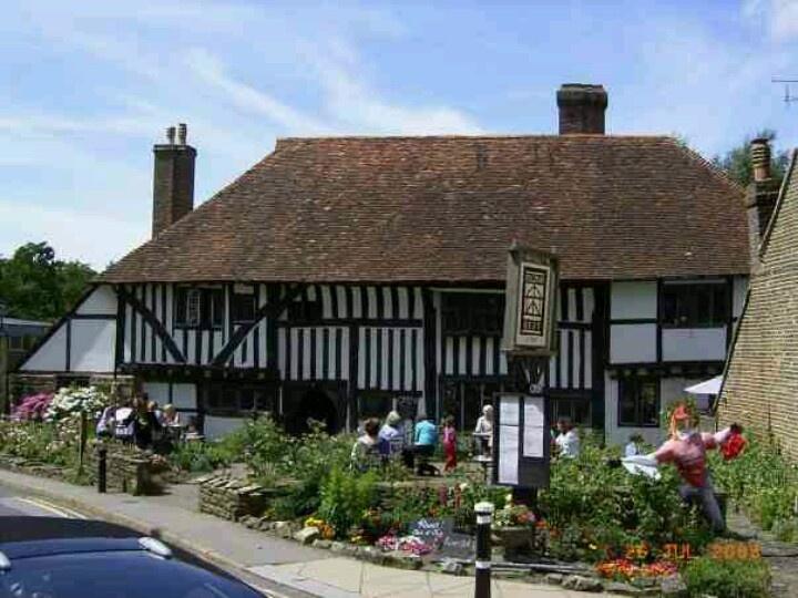 Pilgrim's Rest, Battle, East Sussex, England