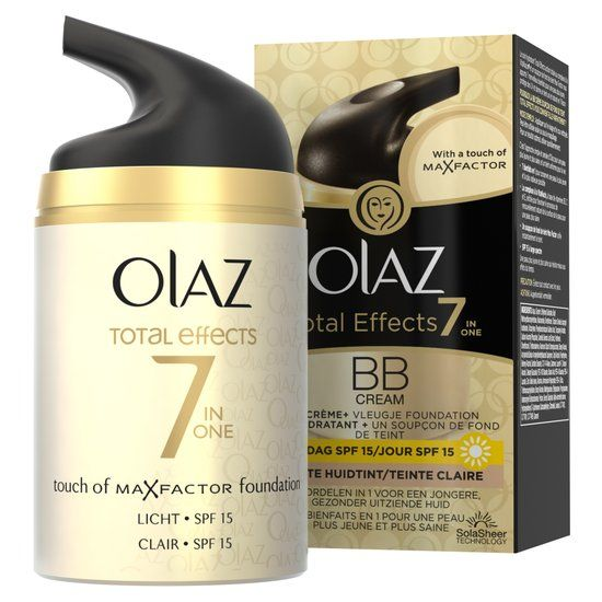 bol.com | Olaz Total Effects 7-in-1 Lichte huid - 50 ml - BB Cream