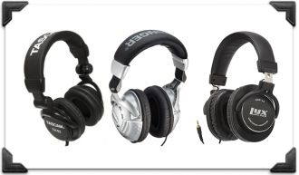 8 Good n Cheap Headphones with Studio Quality Sound: under $50 http://ehomerecordingstudio.com/good-cheap-headphones/