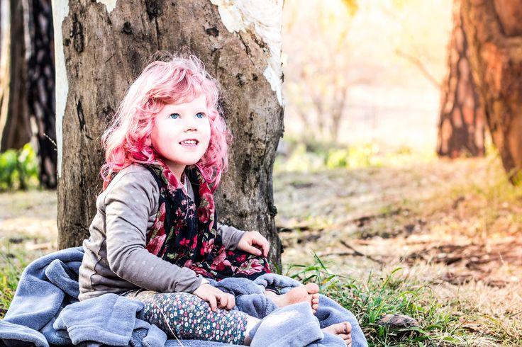Little Rose Bud Anouk #Pinkhair