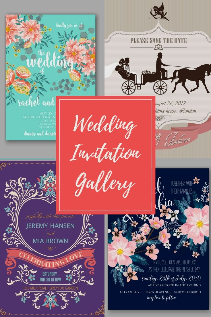 A Totally Free Wedding Invitations Examples - Start Making Your ...