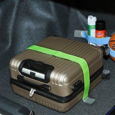 80 cm Maletero Organizador Estiba ordenar Car-styling Velcro Correa Elástica Fija Artículos Varios Accesorios para Interiores de Automóviles Suministros