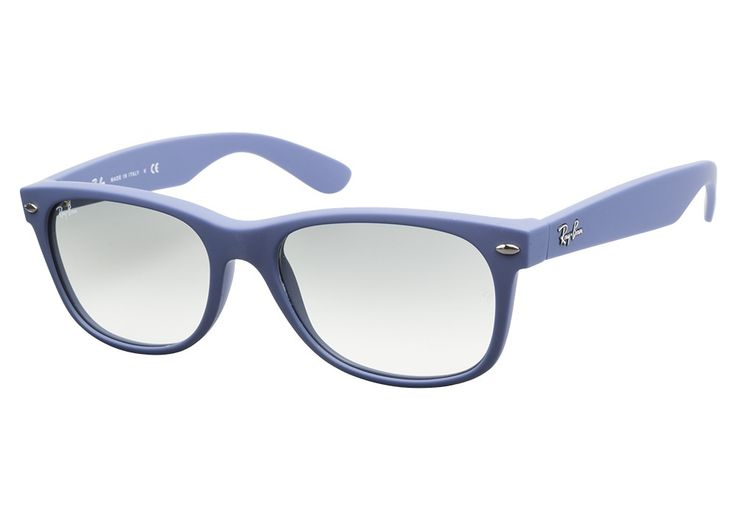Ray-Ban 2132 811 32 Light Blue 55  ✿ WIN these sunglasses with our #ShadesOfSummer contest! Enter Today: https://www.facebook.com/Coastal?sk=app_120860451431022