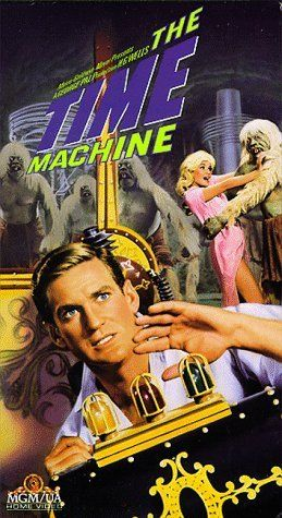 The Time Machine. Another Classic. Don't bother with the remake.