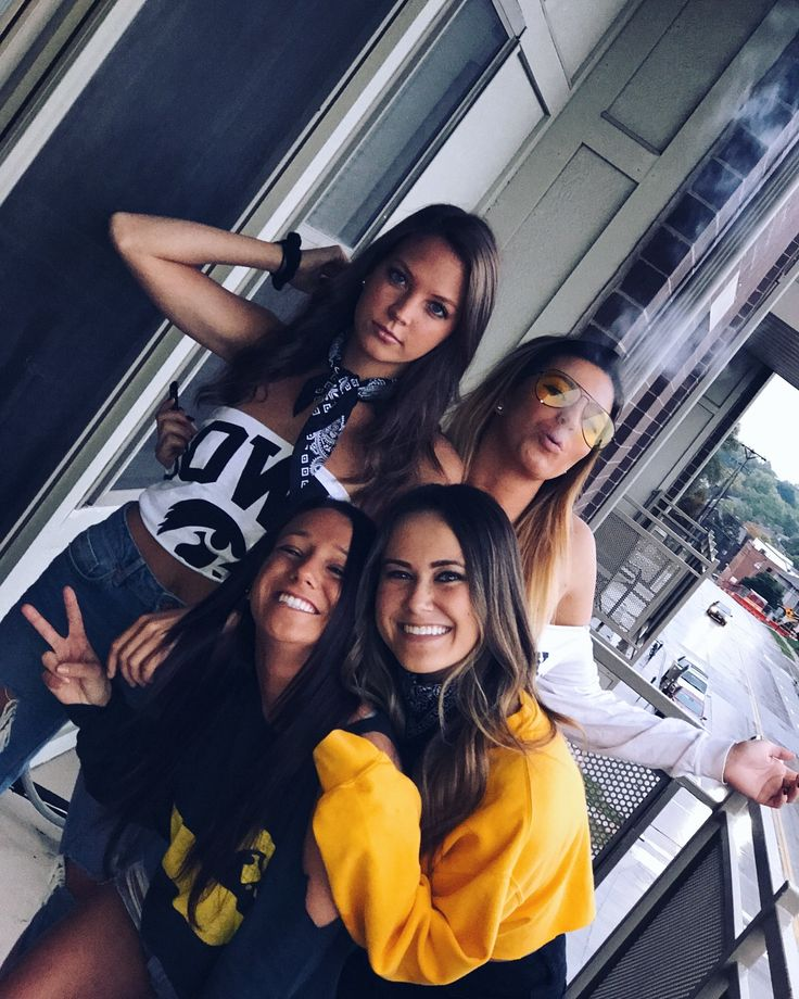The University of Iowa Hawkeyes...game day...Tailgate