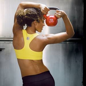 Kettlebell Workout: Total Body Toning Fitness Routine | Women's Health Magazine