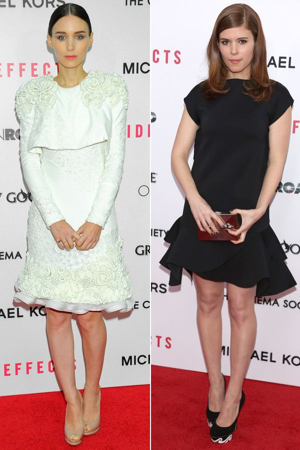 Rooney + Kate Mara