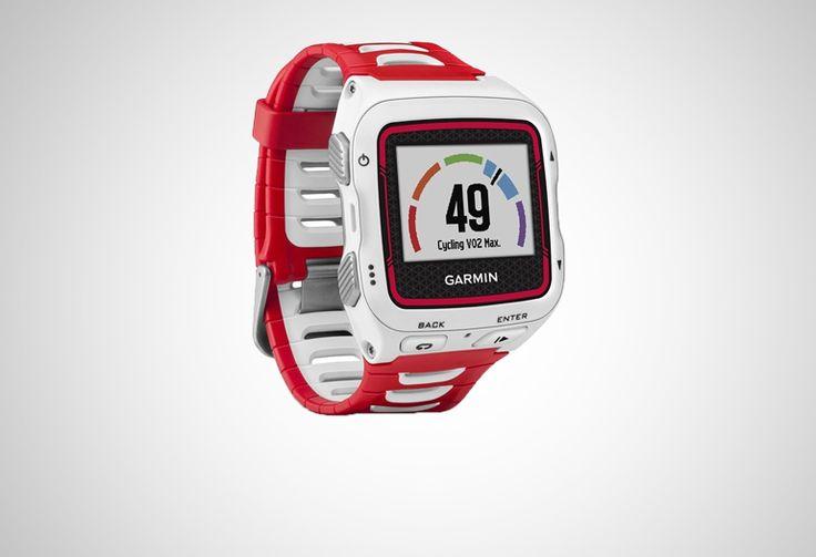 #Garmin Forerunner 920XT GPS HRM white/red