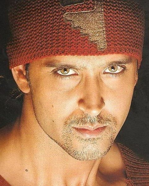 #ThrowbackThursday: I have fire in me. One of Hrithik's early intense close up photoshoots. #HrithikRoshan #hrithikroshan #Hrithik #photoshoot #bollywood