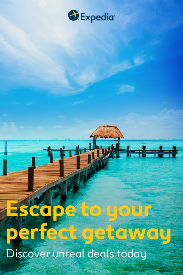 Dreaming of a tropical getaway on some faraway beach. Thanks to Expedia's vast selection of cheap vacation deals, you can now book your dream trip without breaking the bank. Discover our latest deals on flights, hotels and packages in some of the world's hottest locations today.