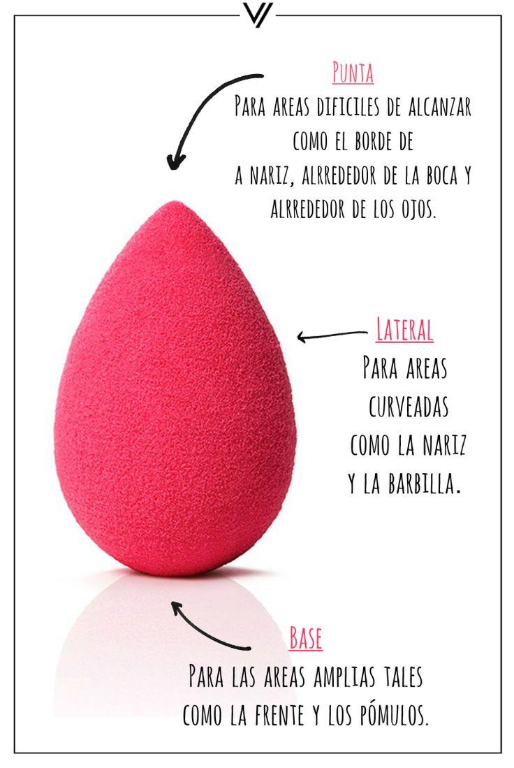 Como aprovechar al máximo tu Beauty Blender.  #VoranaTips BeautyBlender