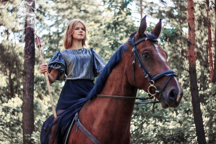 Ph: Patrycja Wiaderek  M: Ola Wabik & Jasmin  My first horse photoshoot!