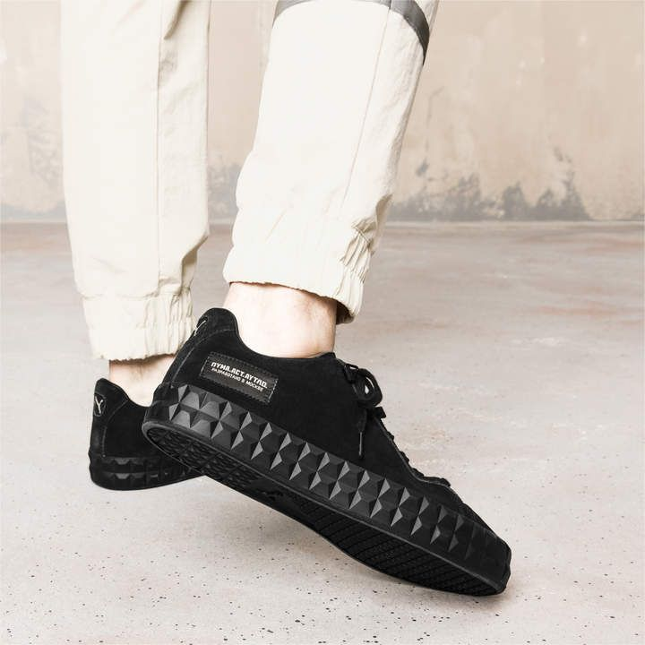 9d77fbc5 PUMA x OUTLAW MOSCOW Court Platform Sneakers #MOSCOW#OUTLAW#PUMA ...