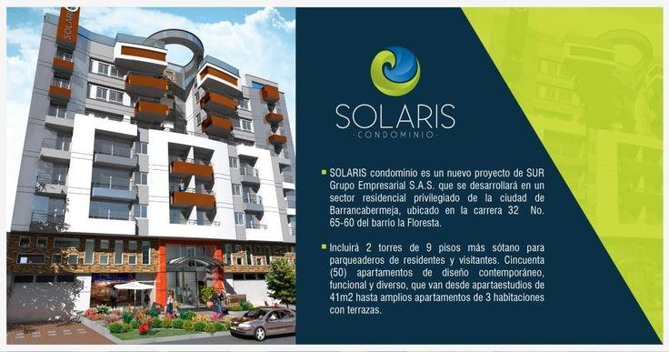 SOLARIS - Proyecto Nuevo Barrancabermeja SUR GRUPO EMPRESARIAL