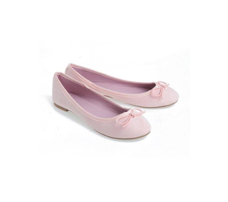 Ploché baleríny s mašličkou | modino.sk #ModinoSK #modino_sk #modino_style #style #fashion #spring #summer #shoes #ballerinas