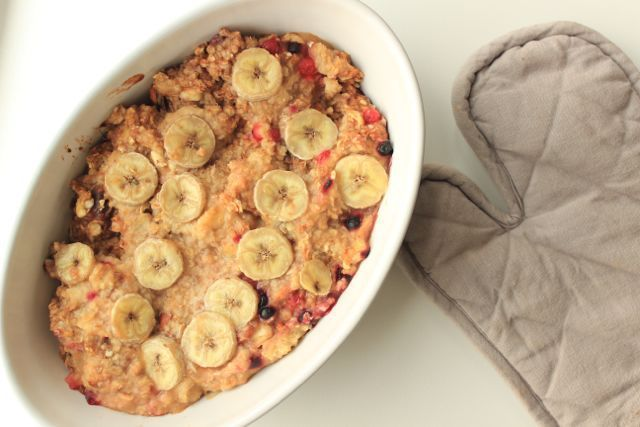 Baked Porridge <3