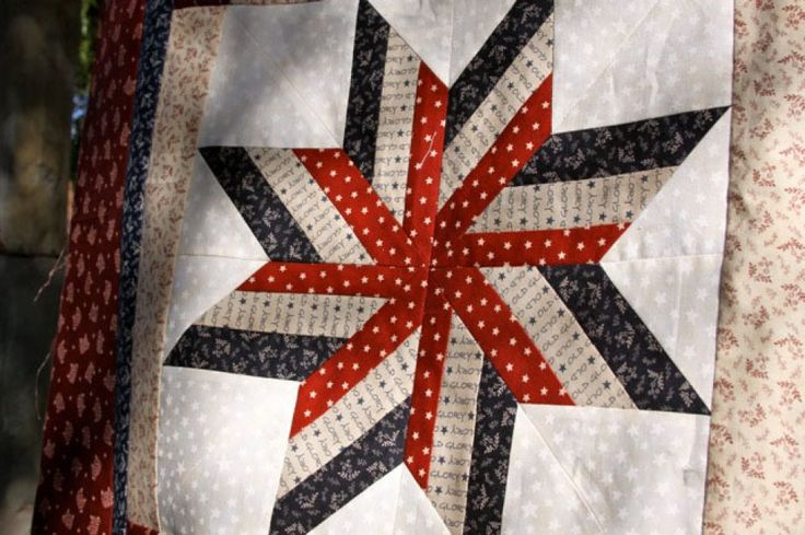 American Valor Quilt Patterns Old Glory Sweet Stars