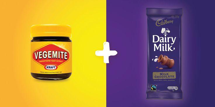 Cadbury Vegemite image 1