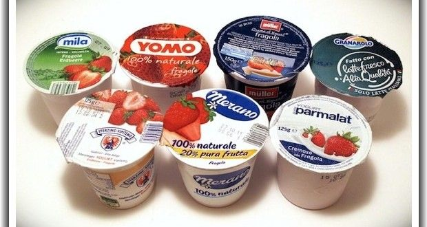 Lo yougurt l'alimento che fa bene allo stomaco | CoseDaDonna