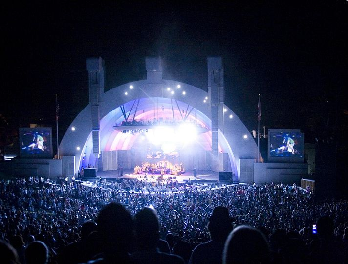 Live concert at the #Hollywood Bowl