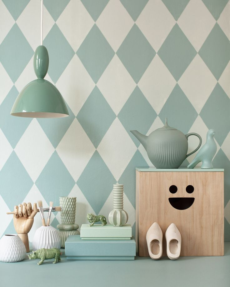 Mint Green color trends for 2013 for Amelia Magazine. Styling Linda Åhman. Therese Winberg Photography