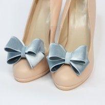 klipsy od butów ślubnych
