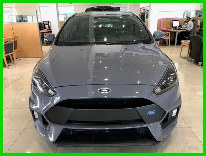2017 Ford Focus Rs Hatchback 4 Door 2017 Ford Focus Rs All Wheel