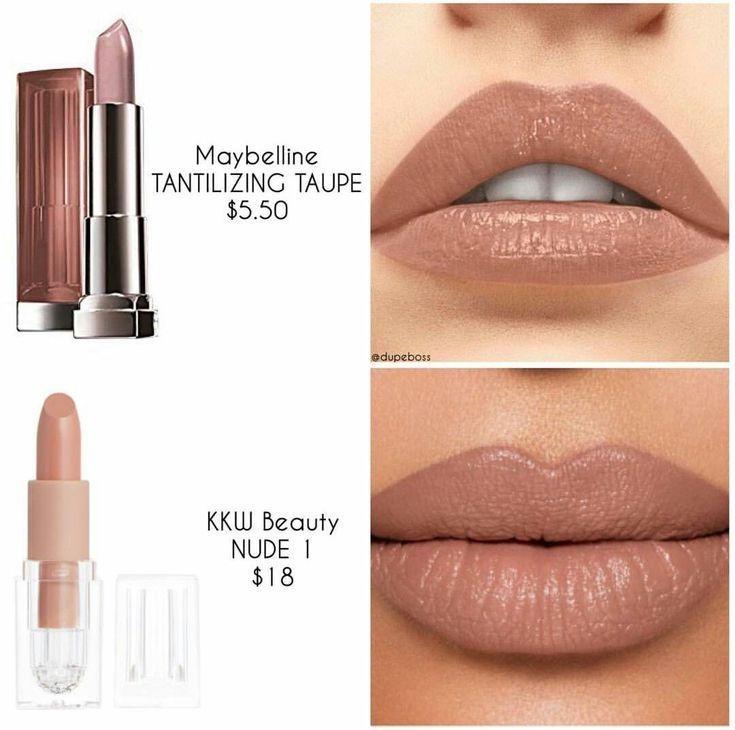 HERRLICHE #NUDE #Lippenstiftfarbe   Willkommen in meinem LIPSTICK INSPIRATION Board. Hier …