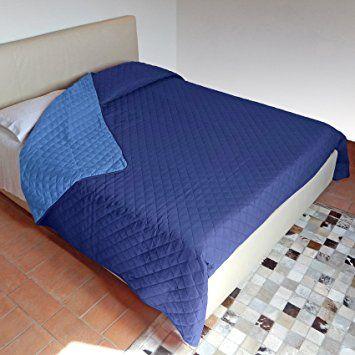 trapunte-trapuntino matrimoniale-coperta-primaverile-estiva-letto-camera- quilt -tinta unita-stock-fantasia-blu-rosso-arancio-verde-