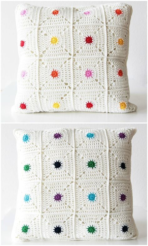 This pillow pack includes the patterns for: Hotspot pillow Anchor pillow When…