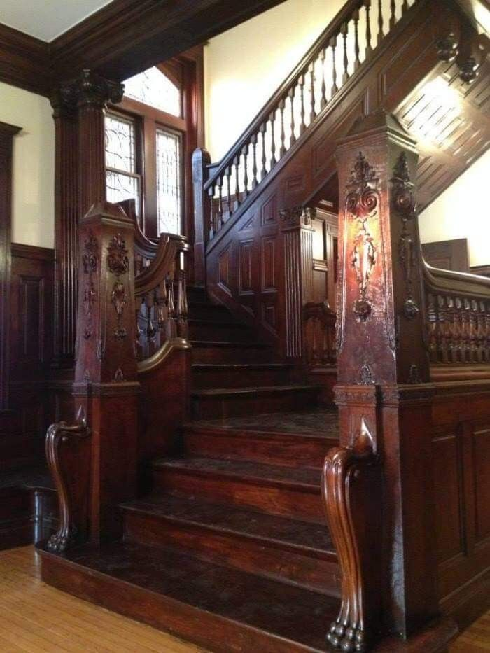 25 Best Ideas About Banister Remodel On Pinterest