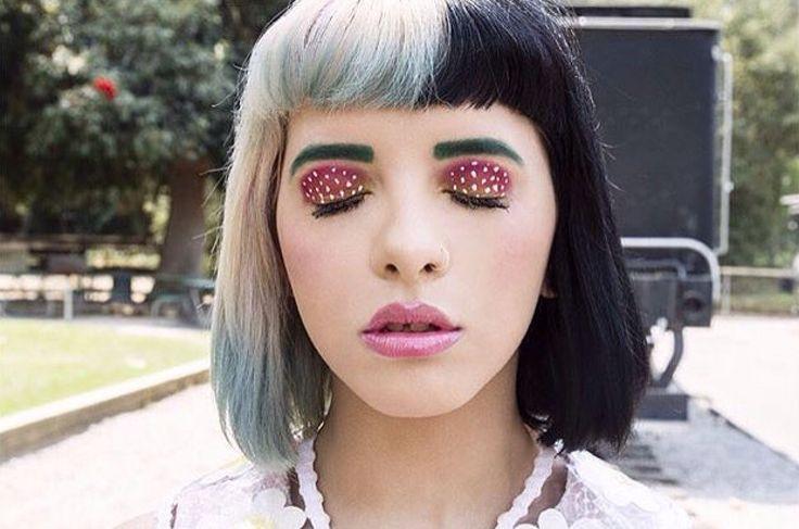 Halsey Eyebrows: 244 Best Cry-baby-Melanie Martinez Images On Pinterest