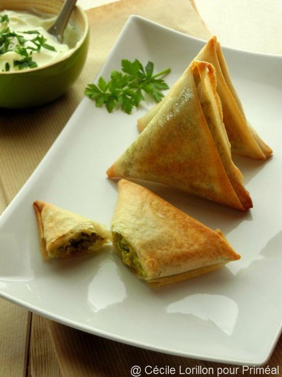 Bricks de pois cassés à l'indienne | Blog de cuisine bio : Le cri de la courgette...