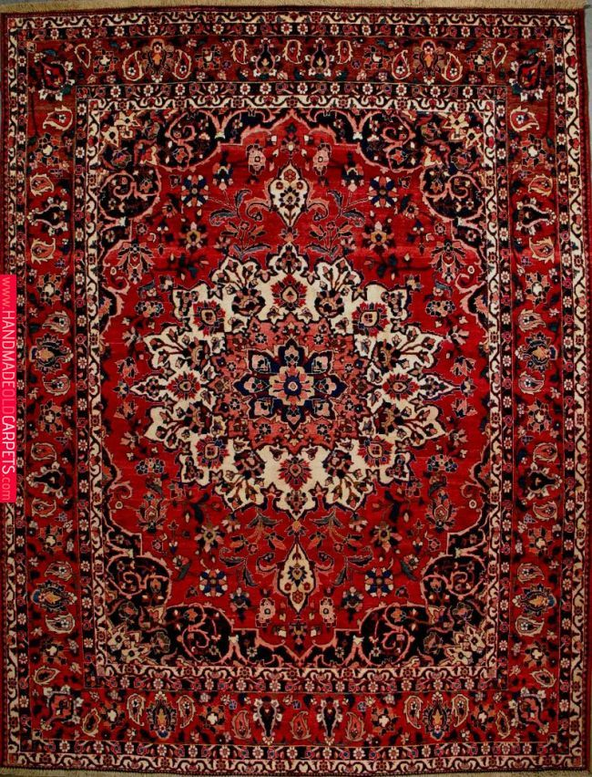 Buy Bakhtiari Persian Rug 9 9 X 12 8 Authentic Bakhtiari Handmade Rug Bakhtiari Persian Rugs In 2019 Pinterest Persian Ru Rugs Antique Persian Carpet Persian Rug