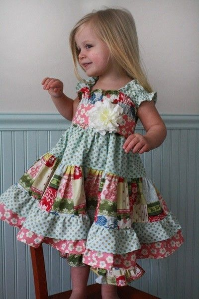 Summer In the Hamptons Day Dress........Momi boutique