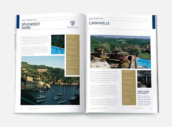 examples of travel brochures