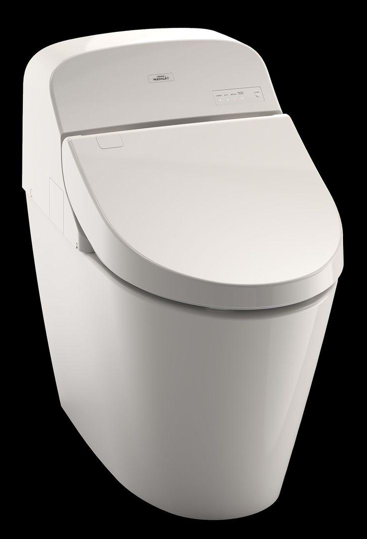 "Washlet® Dual Flush 26.94"" Floor Mount Bidet"
